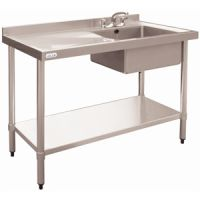Stainless Steel Sink 1000mm